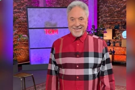 Wapa singer Tom Jones became a father at the age of 17.  (Photo credits: realsirtomjones / Instagram)