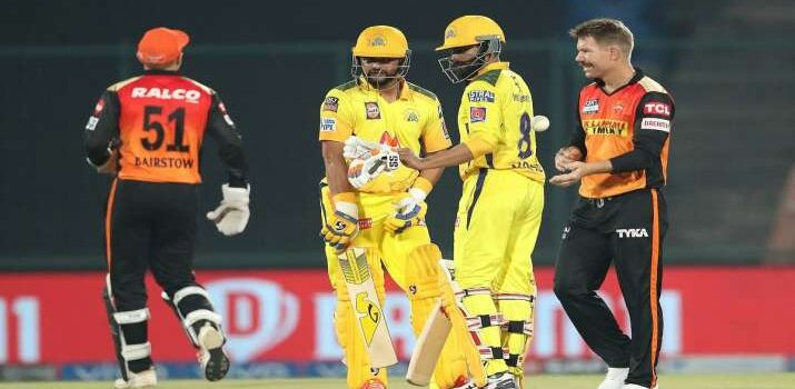 IPL 2021: Chennai Super Kings again on top, Hyderabad in lowest position