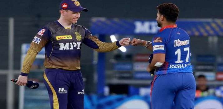 IPL 2021, DC vs KKR: Delhi Capitals captain Rishabh Pant won the toss and decided to bowl first