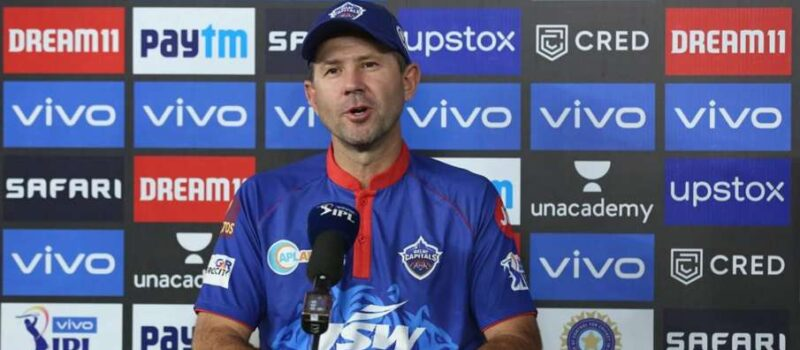 Ricky Ponting admitted that in front of this, the issue of returning home is small DC vs RCB IPL 202- India TV Hindi